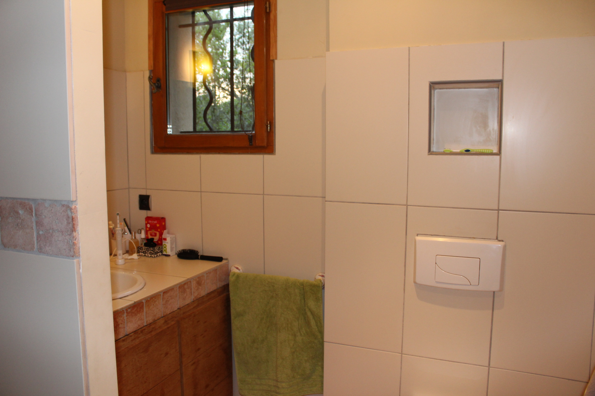Salle d'eau chambre 3 étage